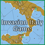 Custom Map for Invasion of Italy Game